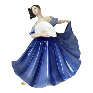 "Royal Doulton ""Elaine"" Figurine For Sale"