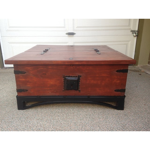 Trunk Coffee Table - Image 2 of 6