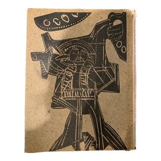 1964 Hap Grieshaber Portfolio Woodcut Prints For Sale