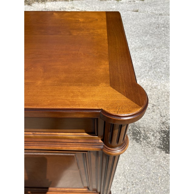 Early 20th Century French Louis XVI Style Fruitwood Sideboard For Sale - Image 5 of 11