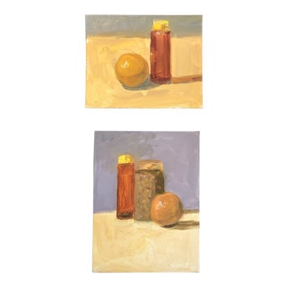 Gallery Wall Collection 2 Contemporary Impressionist Paintings For Sale