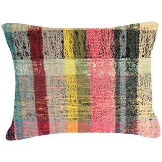 "Nalbandian - Turkish Rag Pillow - 15"" X 20"" For Sale"