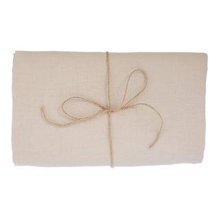 Sable Linen Tablecloth 260 x 350 For Sale