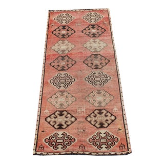Late 19th Century Persian Ghashgai Rug For Sale