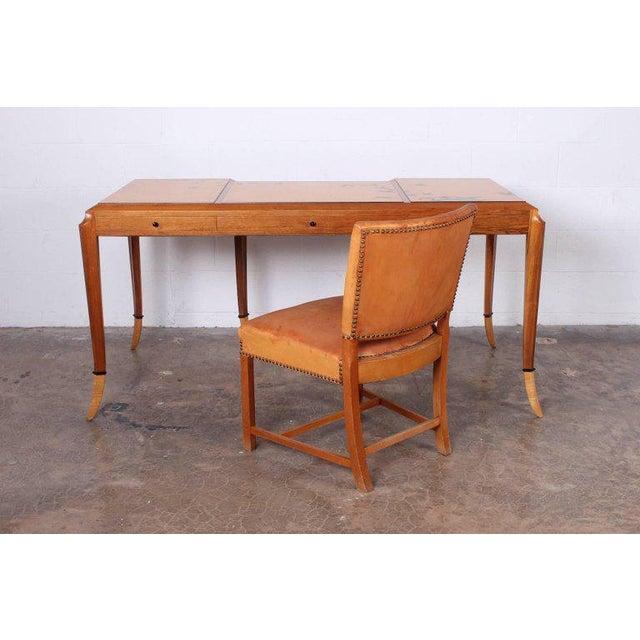 """Brown Wendell Castle """"Goose Desk"""", 1983 For Sale - Image 8 of 10"""