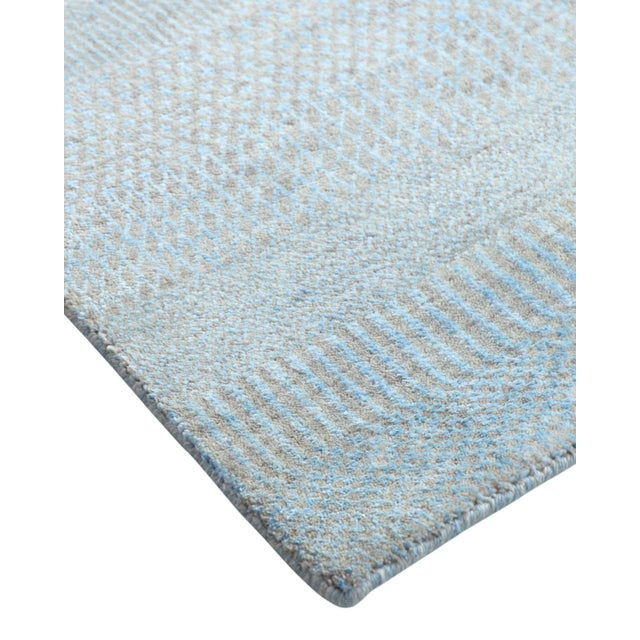 Color: Gray - Made In India. 70% Wool, 30% Viscose. With their neutral, earth-tone color schemes and subtle tone-on-tone...