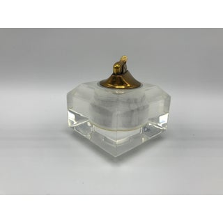 1980s Lucite Tabletop Lighter Preview