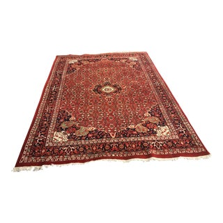 Traditional Persian Style Rug - 6′ × 9′4″
