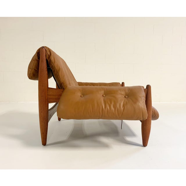 1960s Sergio Rodrigues Sheriff Chair For Sale - Image 5 of 12