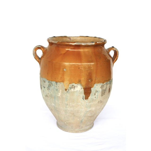 French Provence Terracotta Confit Pot - Image 2 of 6