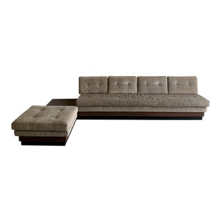 Adrian Pearsall Platform Sectional For Sale