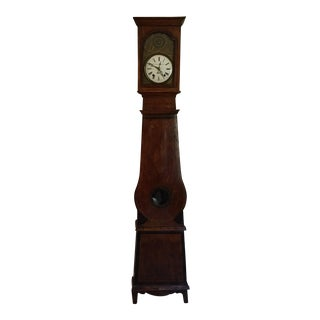 C. 1850 French Morbier Case Clock
