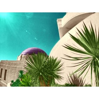 Limited Edition Print - Griffith Observatory La For Sale