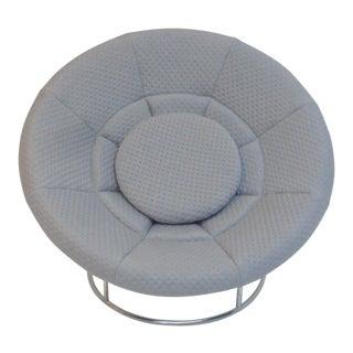 1970s 'Bird's Nest' Verner Panton Style Lounge Chair