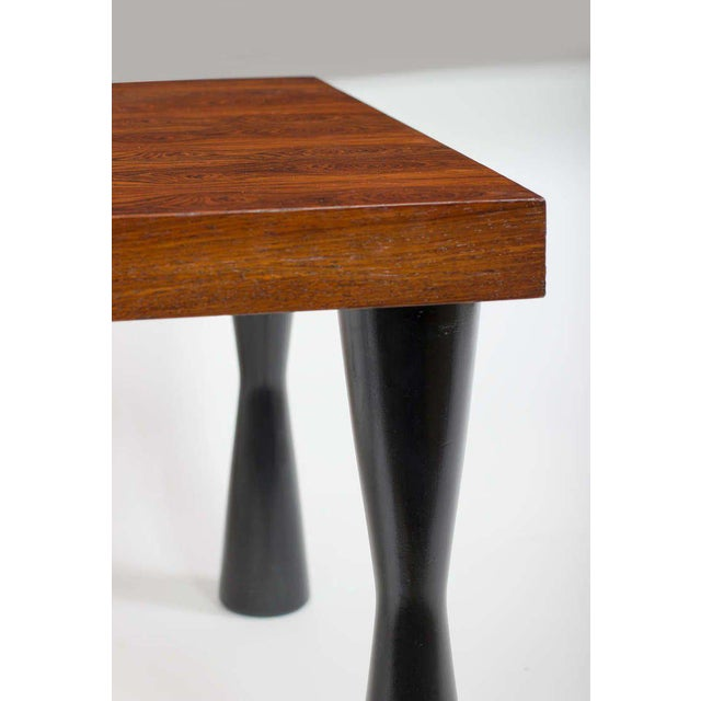 Mid-Century Rosewood End Tables - A Pair - Image 4 of 9
