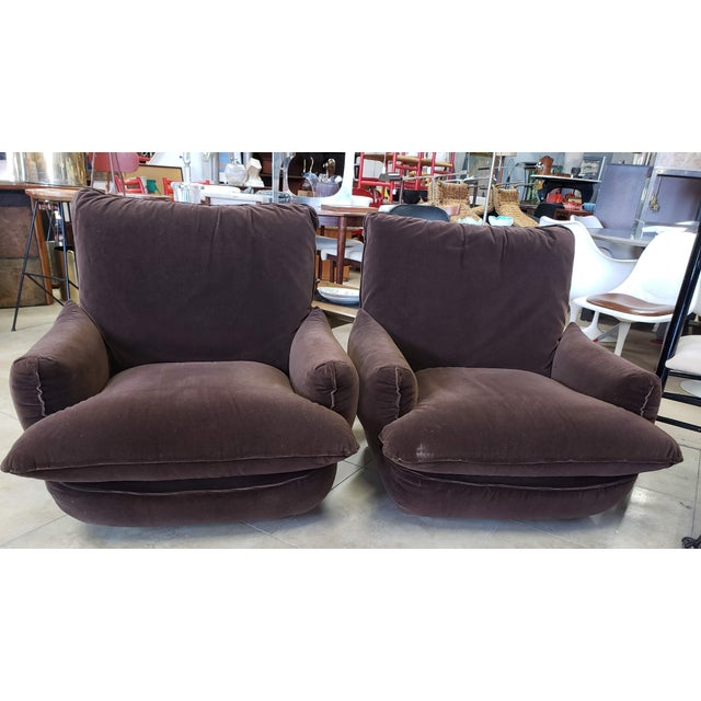 Vintage Airborne SIde Chairs -A Pair For Sale - Image 11 of 11