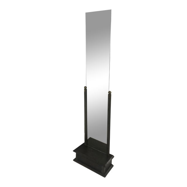 French Art Deco Full Length Mirror For Sale