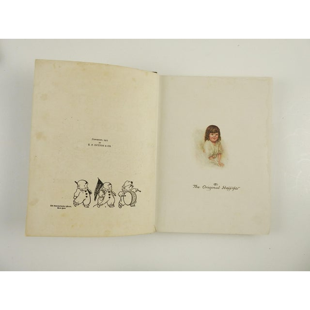 "Art Nouveau ""Happifats & the Grouch"" 1917 Book For Sale - Image 3 of 7"