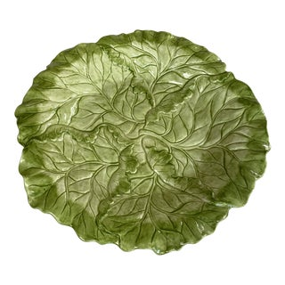 Fitz and Floyd Cabbage Serving Plate Platter For Sale