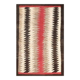 "Vintage Navajo Rug 3'1"" X 4'7"" For Sale"