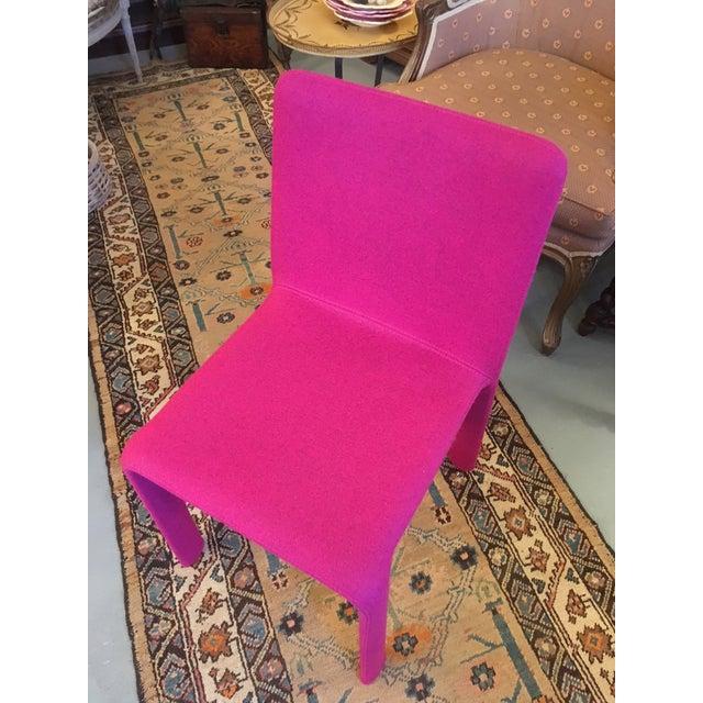 Modern Studio Bartoli Design Magenta Kristalia Joko Chair For Sale In Minneapolis - Image 6 of 9