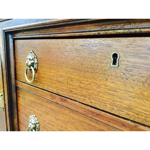 Antique Queen Anne Victorian Buffet For Sale - Image 7 of 10