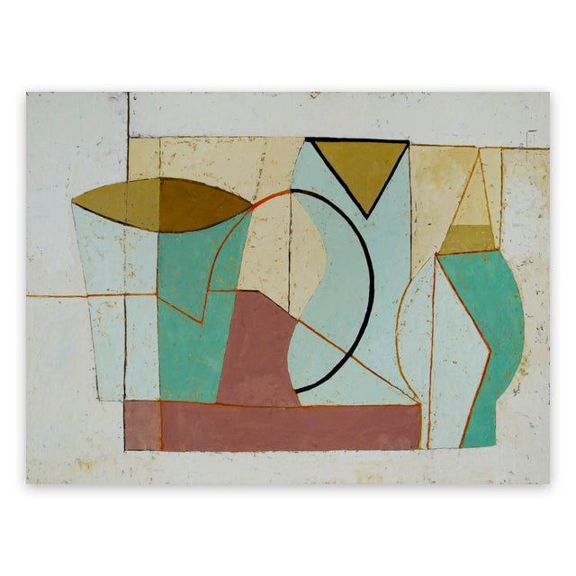 "Jeremy Annear Jeremy Annear ""Morning Space"", Painting For Sale - Image 4 of 4"
