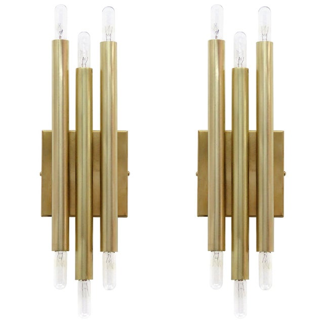 Gallery L7 Wall Lights 'Trina' - a Pair For Sale - Image 11 of 11