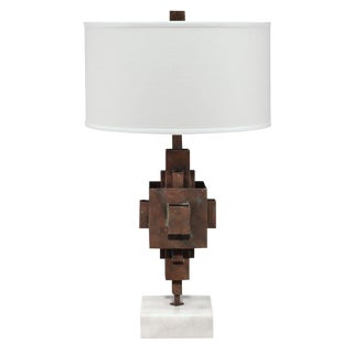 Apprentice Table Lamp For Sale