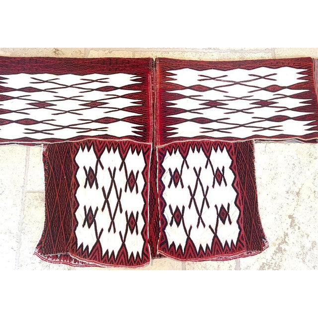 Ceremonial Cape Textile Art from Miao People For Sale In Atlanta - Image 6 of 13