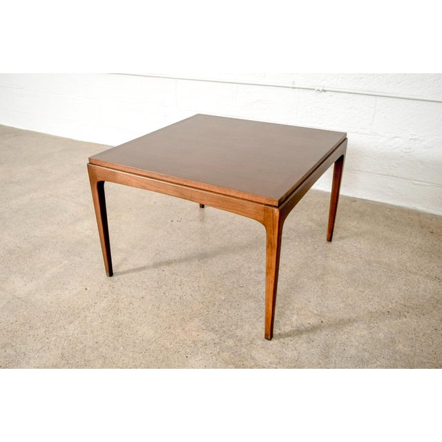 Mid Century Lane Walnut Coffee Table For Sale - Image 10 of 10