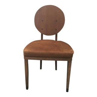 Kiera Chair Hair on Hide Seat For Sale