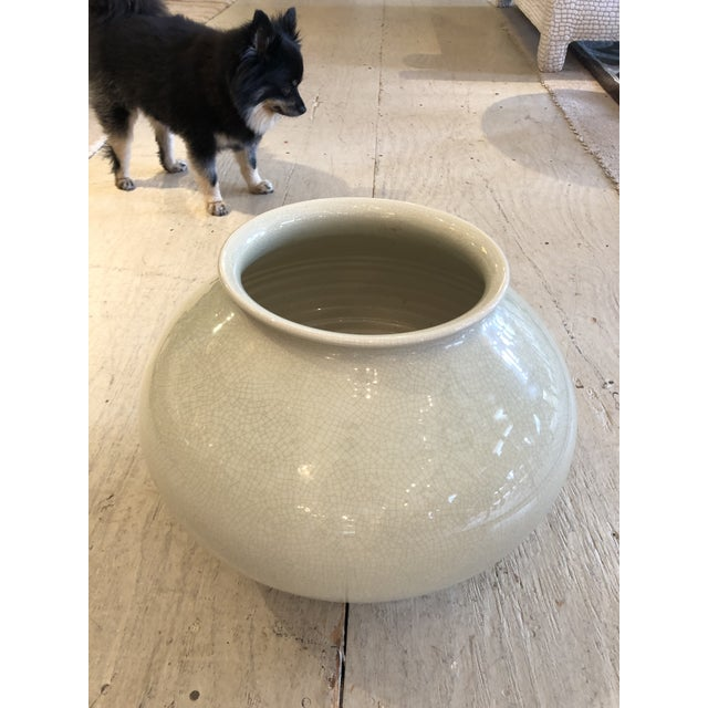Bitossi Large Mid Century Modern Bitossi Vase Vessel For Sale - Image 4 of 8