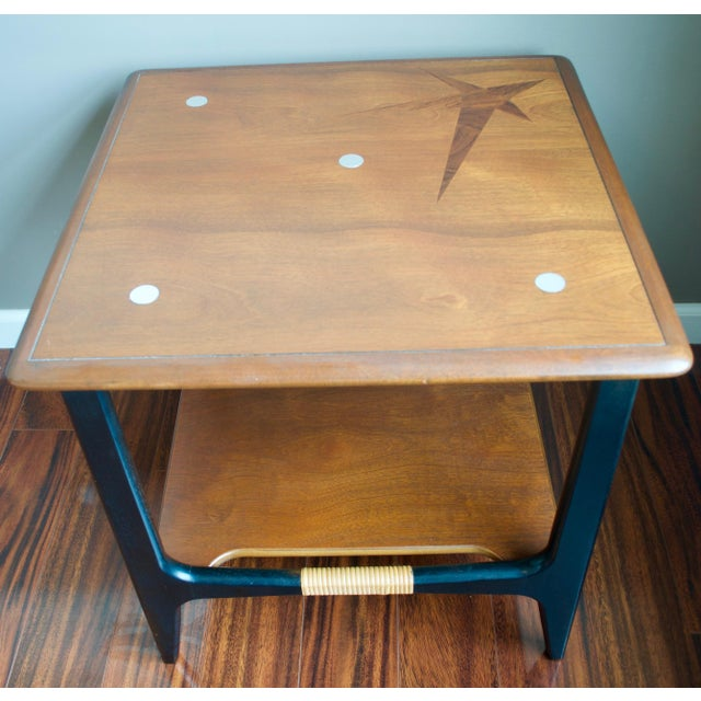Lane Mid-Century Modern Constellation Side Table For Sale In Philadelphia - Image 6 of 9