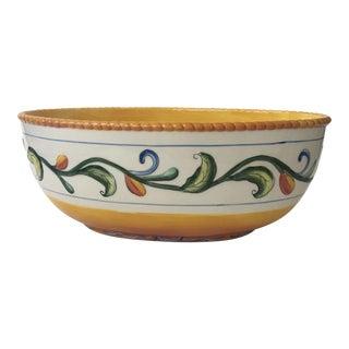 Fitz & Floyd Decorative Serving Bowl