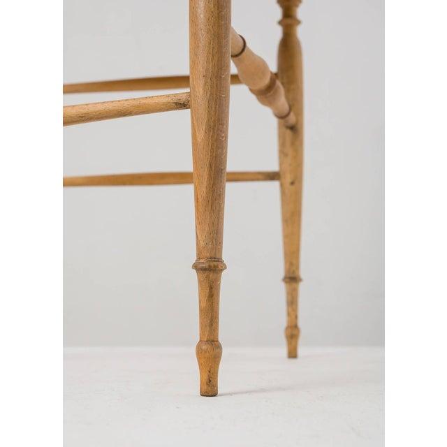 Italian Campanino Chair by Chiavari Giuseppe Gaetano Descalzi, 1807 For Sale - Image 10 of 10