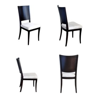 Dinec Dining Chairs - Set of 4 For Sale