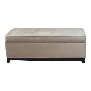 Custom Made UpholsteredTrunk