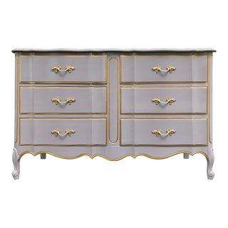 Vintage Dixie French Provincial Dresser For Sale