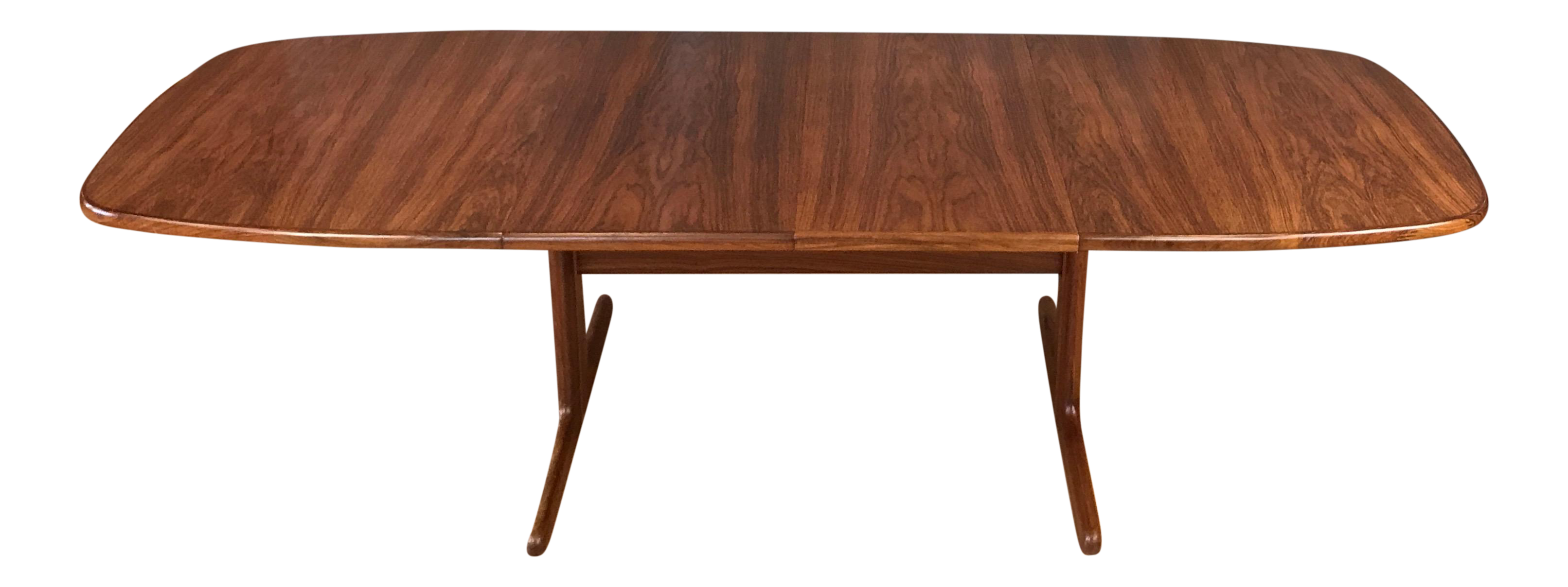 Skovby Møbelfabrik Danish Rosewood Extension Dining Table
