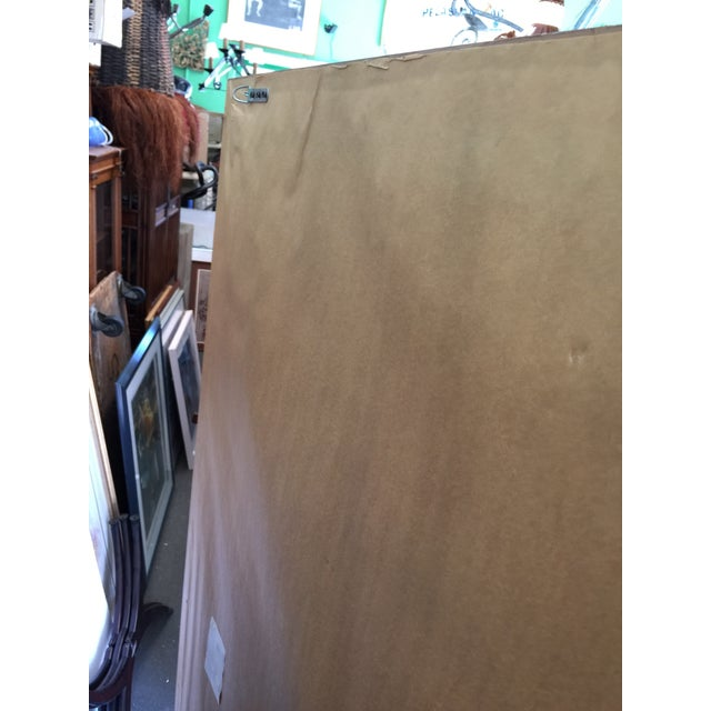 Large Gold Mirror For Sale - Image 11 of 13
