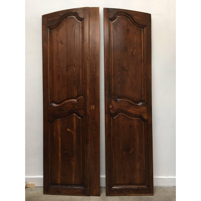 Set of Two French Provincial Country Interior Doors For Sale - Image 10 of 10