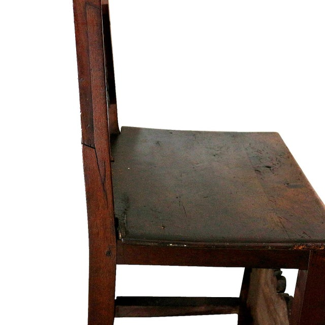 1400s Historic Furniture Chair - Image 5 of 8