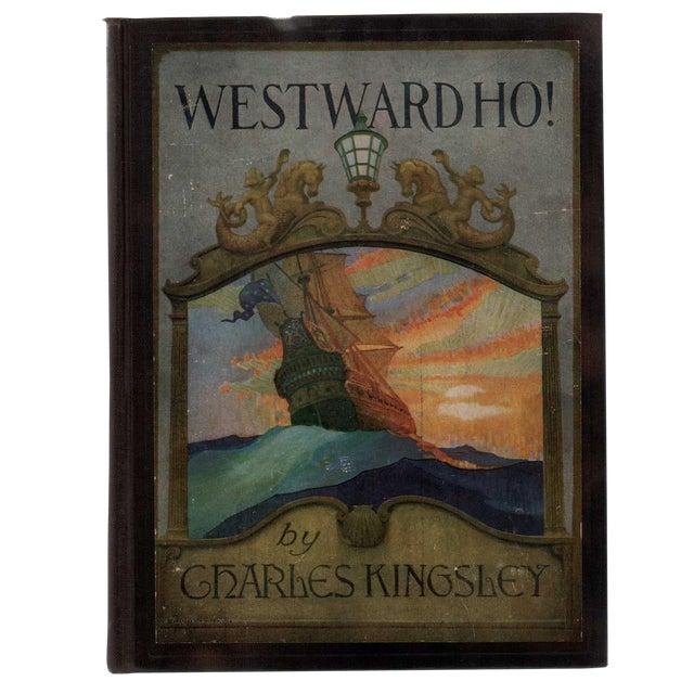 westward ho illustrated by n c wyeth