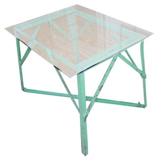 Industrial Table For Sale