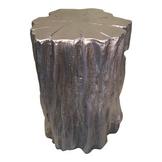 Organic Modern Tree Log Table For Sale