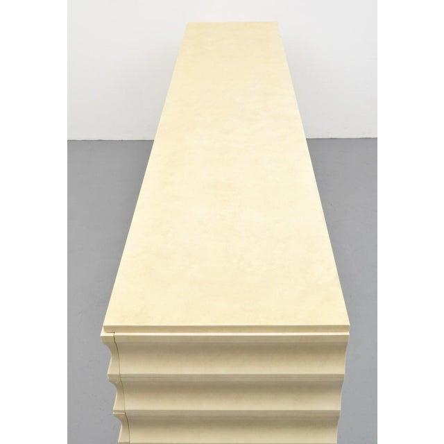 Parzinger Originals Modern Tommi Parzinger Lowboy Dresser For Sale - Image 4 of 11