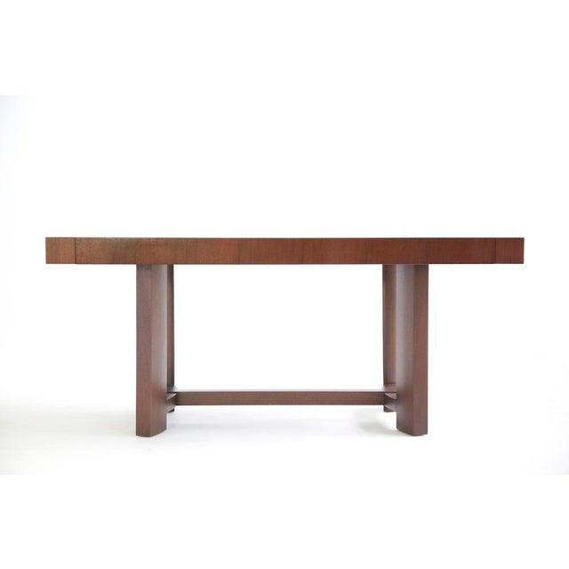 John Widdicomb T.H. Robsjohn-Gibbings Dining Table For Sale - Image 4 of 10