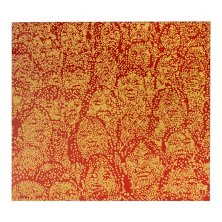 """""""Smiling Faces"""" by Ren Hui For Sale"""