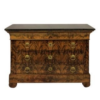 A Fine Charles X Commode